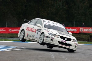 James Thompson, Hartmann Honda Accord, ETCC, 2010, Braga.