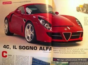 4C Dream Alfa