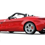 Alfa Spider - AutoExpress.co.uk photoshop